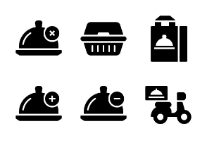 Food Delivery (Glyph)