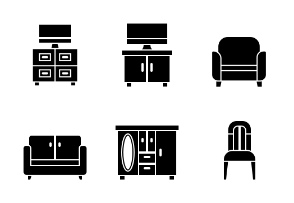 Furniture Glyph