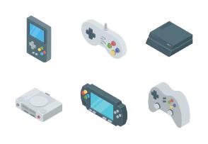 Game Gadgets, Joysticks, Game Pads, Virtual Mask