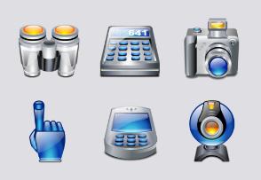 Lumina General Icons
