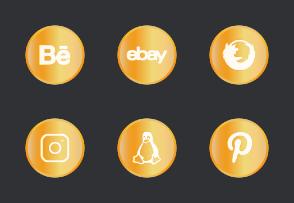 Golden Logos