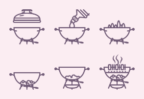 Grill & BBQ (outline)