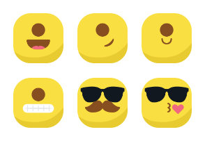 Hana Emojis General II