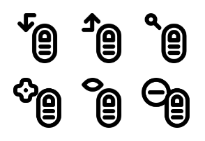 Hand Gesture MD - Outline - Vol 3