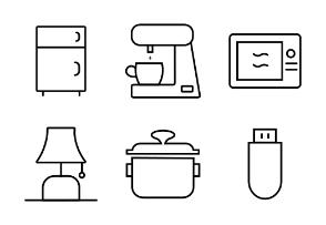 Home Appliances common