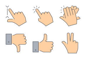 How Many Fingers You See