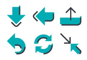 Iconoe Arrows