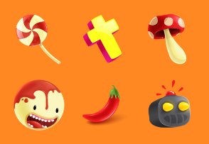 Indeepop Icons Pack 6