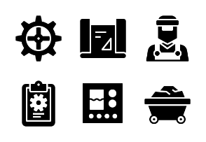 Industry and Manufacture (Glyph)