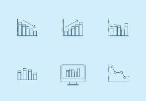 Infographics and Business Charts Outline