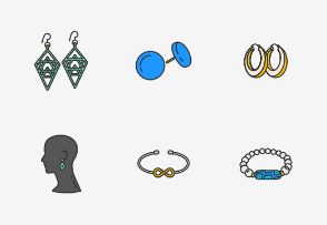Rings & Things- Colored