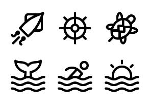 Maritime - Jumpicon (Line)