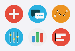 Keynote and PowerPoint icons
