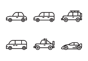 Land Vehicles Outline