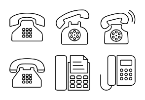 Landline Communication
