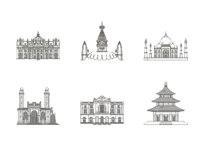 Landmarks set3