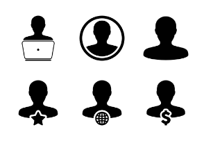 Man, User, Human, Person, Business, Profile, Avatar