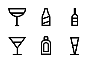 Material Drinks Lines