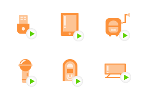 Media devices and players