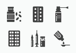 Medical: Pharmacy - Glyph