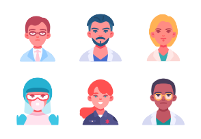 Medical Staff Characters