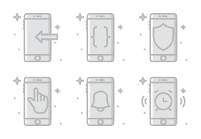 Mobile Functions  - Greyscale - Vol 1