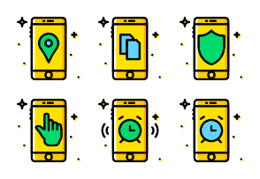 Mobile Functions  - Yellow - Vol 1