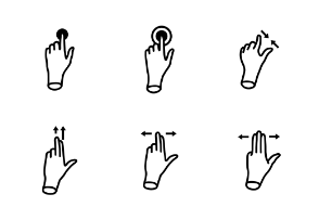 Mobile Gestures