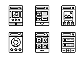 Mobile UX - Outline