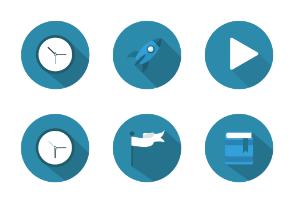 MTT Web Icons