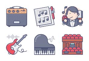 Music & Instrument Vol.1