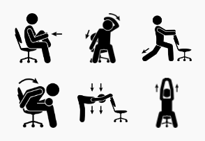 Office Stretches and Exercises