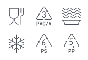 Packaging Recycling Symbols