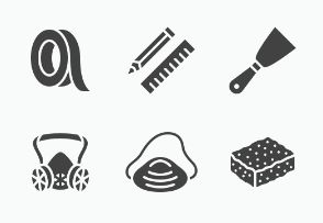 Painting Tools - Glyph