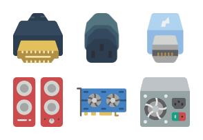 PC Components - Flat