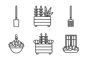 Plants and gardening