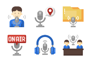 Podcast  Flaticon