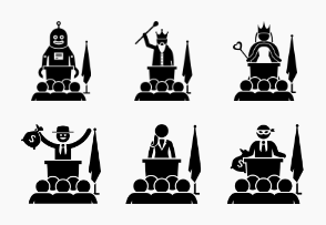 Politicians, Rulers, and Leaders Characters
