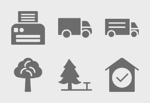 Real Estate Glyphs Set 7