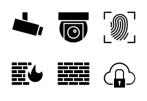 Security and Protection (Glyph)