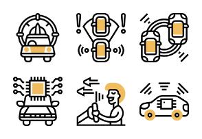 Self driving car autonomous