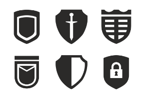 Shields & signs
