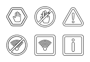Signal And Prohibitions