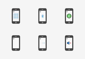 Smartphone States Vol. 1 - Colored