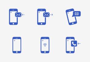 Smartphones States - Glyph