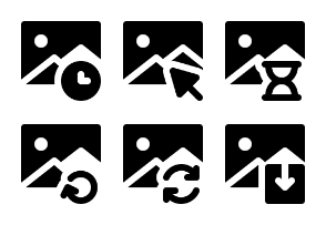 Smashicons Interactions MD - Solid - Vol 7
