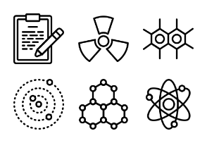 Smashicons Science - Outline - Vol 1