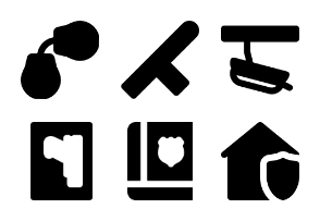 Smashicons Security 2  MD - Solid