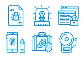 Smashicons Security 2 - Webby