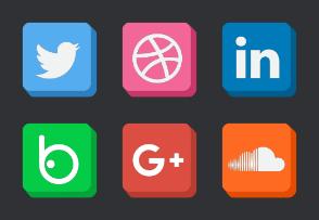 Social Media - Square